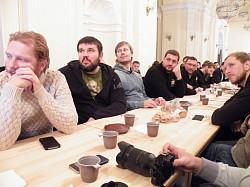 В Троице-Сергиевой Лавре прошло очередное совещание Православного братства «Сыны Афона»