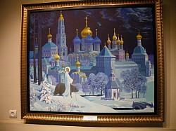 В Сергиево-Посадском музее-заповеднике открылась выставка «Планета Русь»