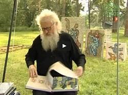 На телеканале «Союз» вышла передача о творческой мастерской художника диакона Димитрия Котова