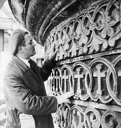 В Сергиево-Посадском музее-заповеднике состоится вечер памяти архитектора В.И. Балдина (1920–1997)