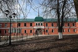В Сергиево-Посадском музее-заповеднике состоялся вечер памяти архитектора В.И. Балдина