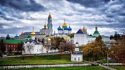 Сергиев Посад возглавил рейтинг регионов паломнического туризма