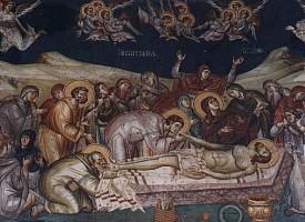 Попрана напоследок и смерть. Проповедь архимандрита Кирилла (Павлова) в Великую Субботу