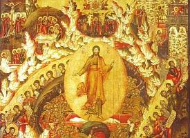 Слово в день Святой Пасхи. Святитель Филарет Московский