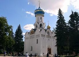 Лаврская церковь в честь Сошествия Святого Духа на апостолов (Духовская церковь)