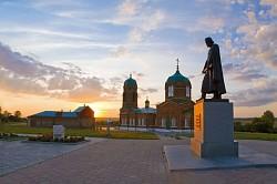 К 705-летию преподобного Сергия Радонежского началось воссоздание придела в честь святого в храме на Куликовом поле