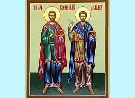 Проповедь в день памяти мучеников и бессребреников Космы и Дамиана. Архимандрит Илия (Рейзмир)