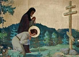 Жизнь преподобного Сергия Радонежского как пример непрерывного воcхождения к святости
