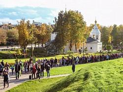 Приглашаем на ежегодный крестный ход «Тропой преподобного Сергия»!