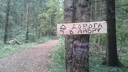 Состоится поход по туристической пешеходной экотропе «Дорога в Лавру» из Москвы в Сергиев Посад