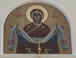 Покров над Московской духовной академией