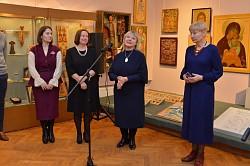 В музее-заповеднике «Конный двор» открылась выставка-конкурс «Осенний салон – 2017. Храмовое искусство»