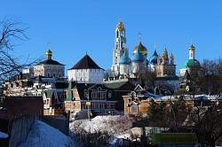Туристический экспресс ЦППК доставит туристов на экскурсию в Сергиев Посад и Троице-Сергиеву Лавру
