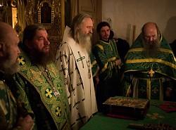 Митрополит Никон возглавил в Троице-Сергиевой Лавре празднование дня памяти преподобного Никона Радонежского