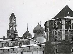 Троице-Сергиева Лавра в период гонений на веру и возрождения