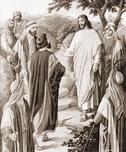В Неделю 5-ю Великого поста. Проповедь архимандрита Илии (Рейзмира)