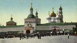 Красная башня Троице-Сергиевой Лавры и ее архитектурная эволюция за пять веков