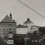 Красная башня в 1957 году