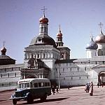 Красная башня в 1968 году