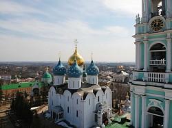 Святейший Патриарх Кирилл провел заседание Попечительского совета Троице-Сергиевой Лавры и Московской духовной академии