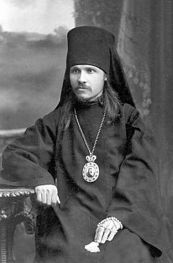 Помощь ангелов. Слово священномученика Фаддея (Успенского), архиепископа Тверского