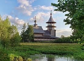 Благовещенская церковь и село Благовещенье в XVII веке