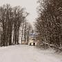 Покровский скит в деревни Сабурово