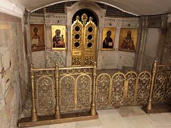 Престол в честь святителя