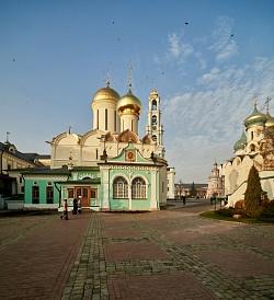 К вопросу о датировке церкви преподобного Hикона в Троице-Сергиевой лавре