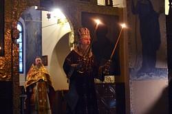 Архиепископ Феогност совершил Литургию в Марфо-Мариинской обители милосердия