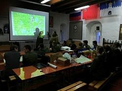 Центр «Пересвет» приглашает в свои ряды школьников