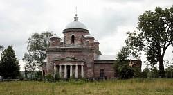 Освящение придела Успенской церкви с. Подсосенья