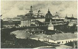 Больница монашеско-странноприимная и кладбища Троице-Сергиевой Лавры