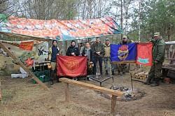 Курсанты Центра «Пересвет» приняли участие в Вахте памяти-2019