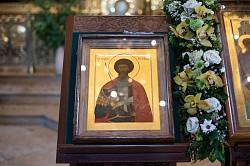 Лавра отметила престольный праздник в день памяти великомученика Феодора Стратилата