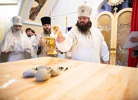 Семена христианской веры. Епископ Сергиево-Посадский Парамон