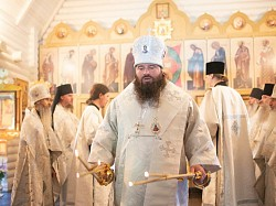 Епископ Парамон. Прикоснуться к таинству