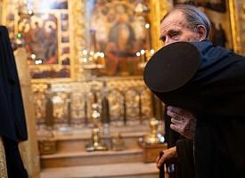 Проповедь о слезах покаяния. Архимандрит Тихон (Агриков)