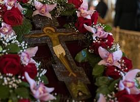 Проповедь в праздник изнесения Честных Древ Животворящего Креста Господня. Архимандрит Кирилл (Павлов)