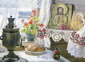 Святитель Макарий Невский. Беседа о приготовлении к празднику Пасхи
