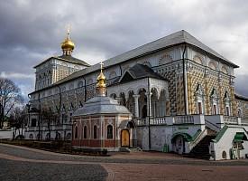 Церковь во имя преподобного Михея в Троице-Сергиевой Лавре