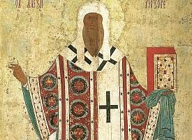 Празднование обретения честных мощей святителя Алексия Московского